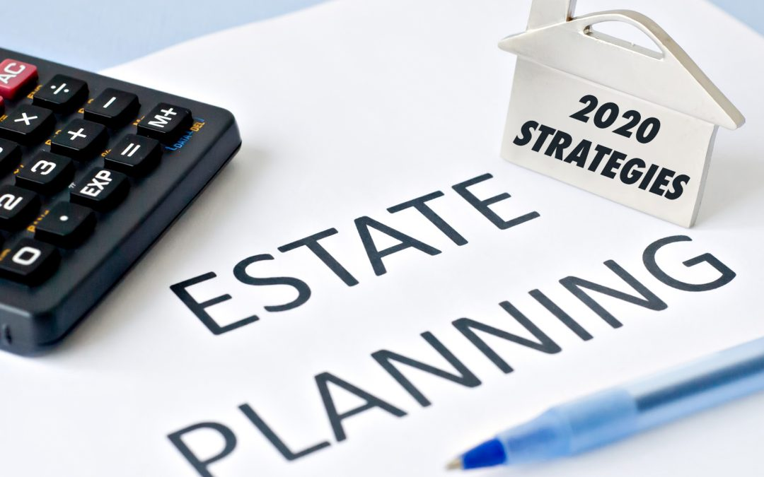 Election 2020: Estate Planning Opportunities